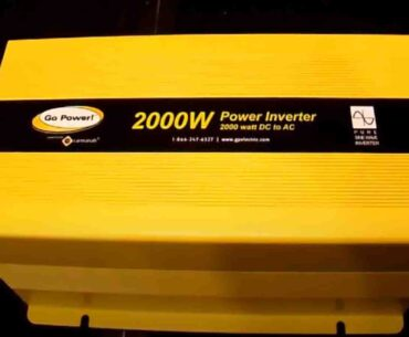 go power inverter